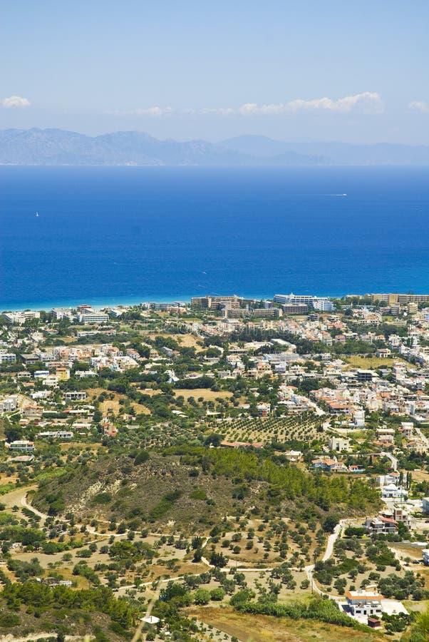Download Rhodes suburb stock photo. Image of europe, filerimos - 10522978