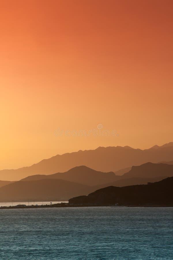 Rhodopos Peninsula royalty free stock photo