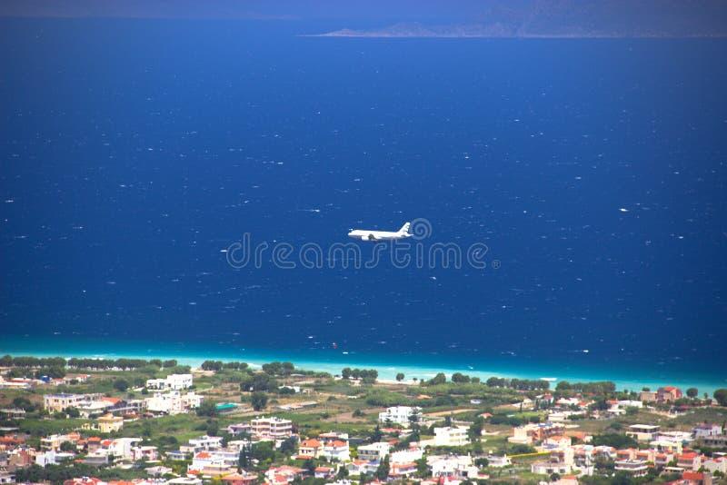 Rhodos Grecia fotografie stock libere da diritti