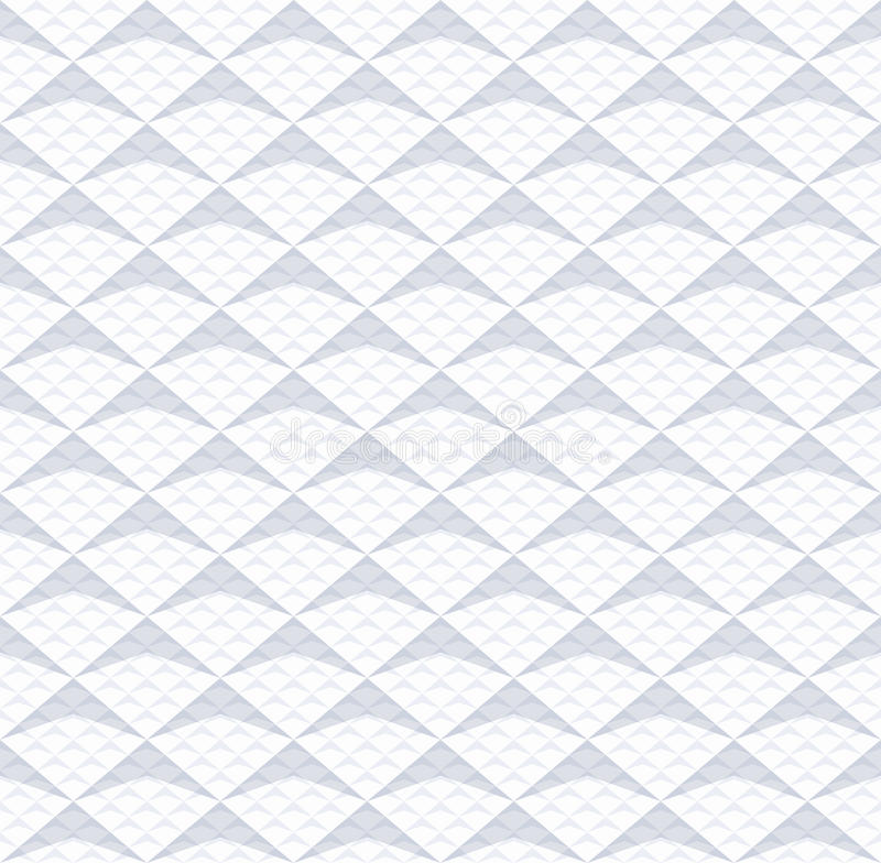 Rhombic structure seamless pattern. Rhombic structure with overlay seamless pattern royalty free illustration