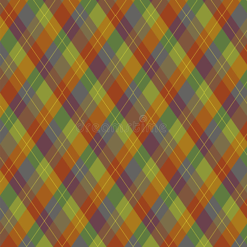 Download Rhombus stock vector. Image of background, element, plaid - 19005218