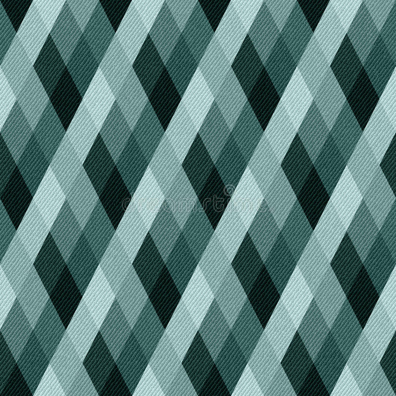 Download Rhombus fabric stock vector. Illustration of stripe, checked - 21850733