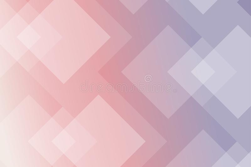 Rhombus Gradient Background. Abstract Geometric Pattern. Vector illustration. Square Modern Abstract Gradient Background vector illustration