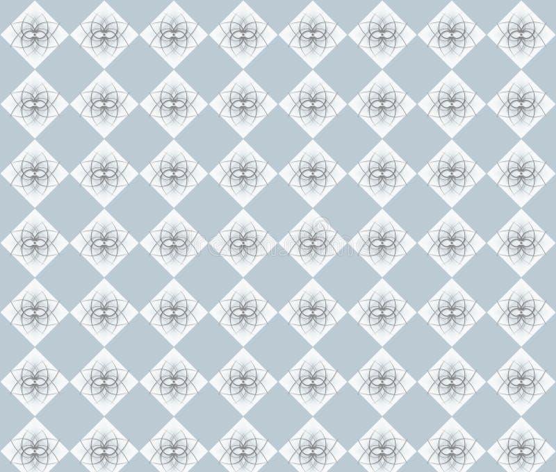 Rhombus grises foto de archivo