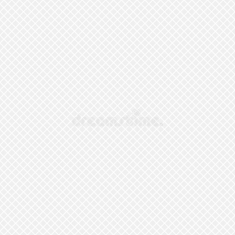Rhombus Modern White Pattern Royalty Free Stock Photography