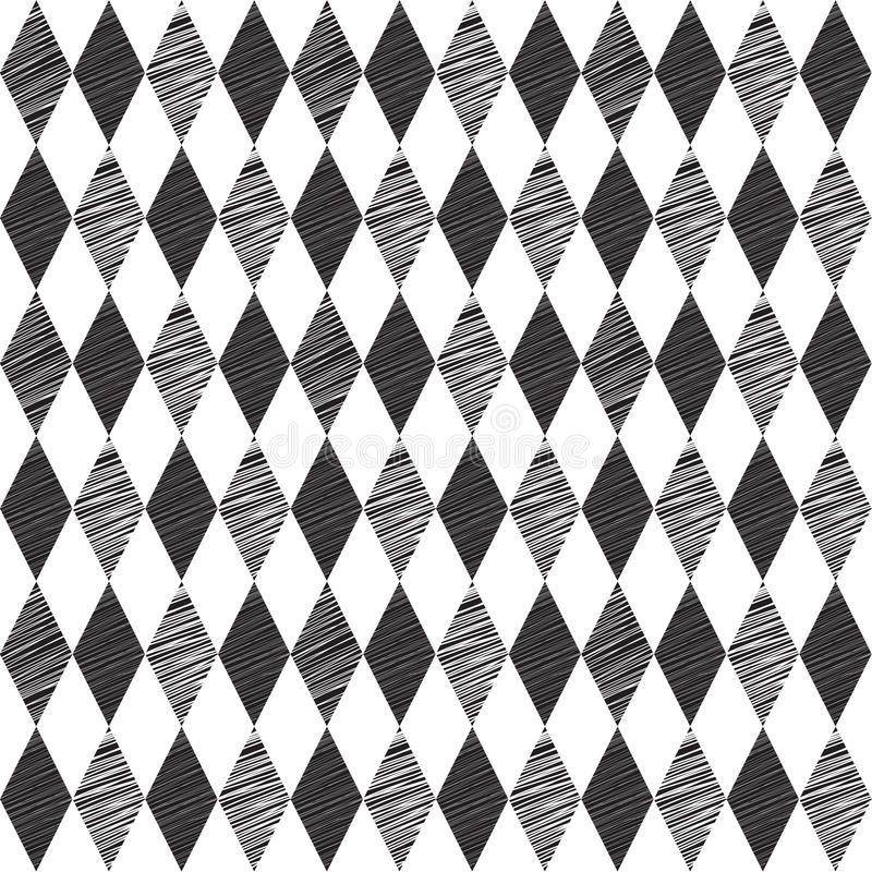 Download Rhombus Retro Seamless Background Stock Illustration - Image: 28152575
