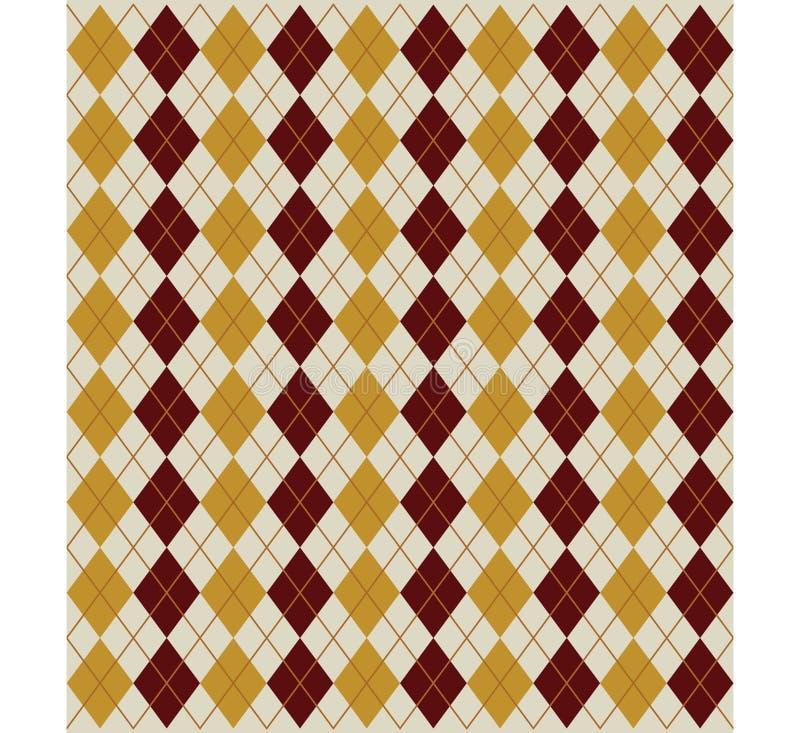 rhombus tekstura royalty ilustracja