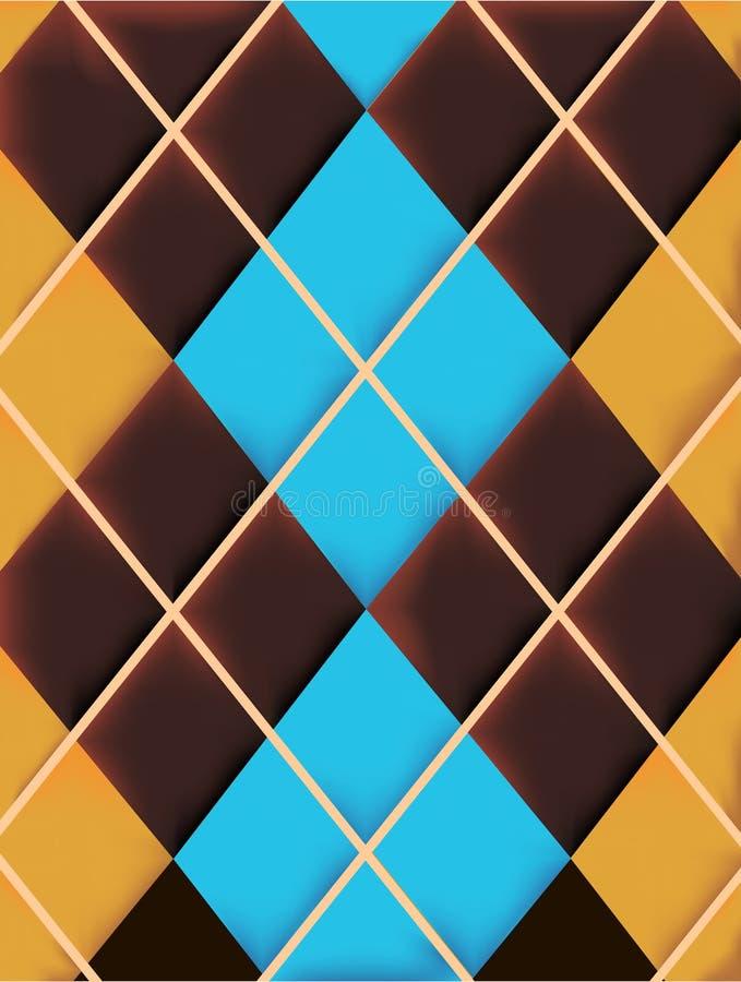 rhombus tekstura ilustracji