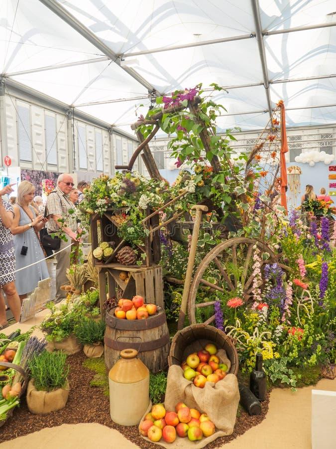 Rhs chelsea flower show 2017 the world s most prestigious for Chelsea flower show garden designs