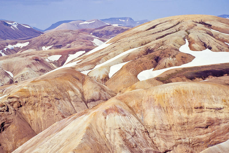 Download Rhyolite Mountains, Iceland Stock Images - Image: 27608754