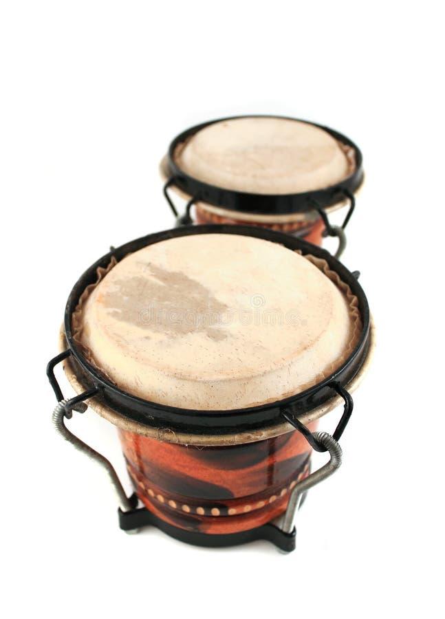 Download Rhythm instruments stock photo. Image of latin, wood, bongo - 9384634