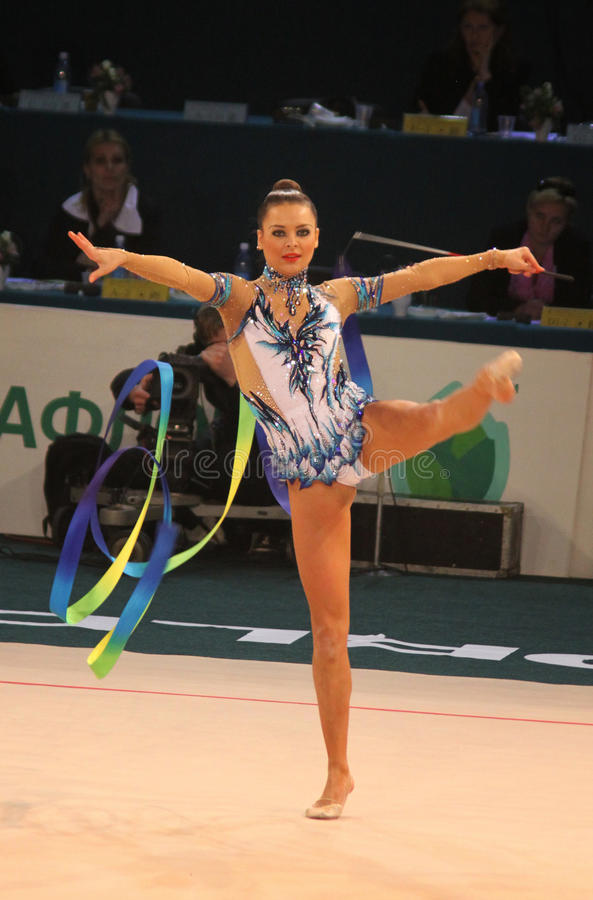 Download Rhythmic Gymnastics World Cup Editorial Photography - Image: 19582752
