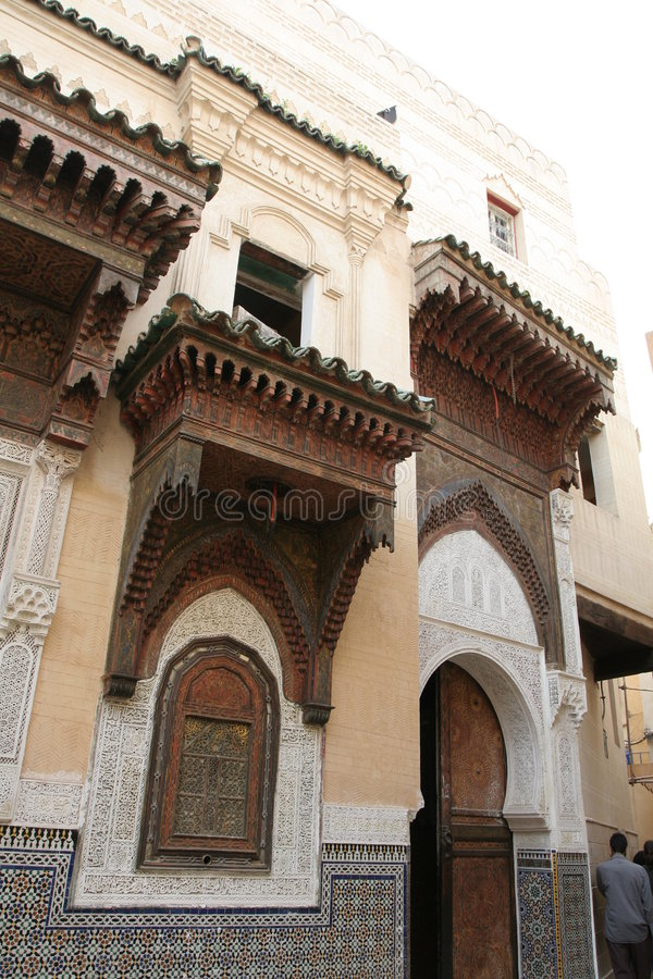 Download Riad in Essaouira stock photo. Image of africa, history - 4009248