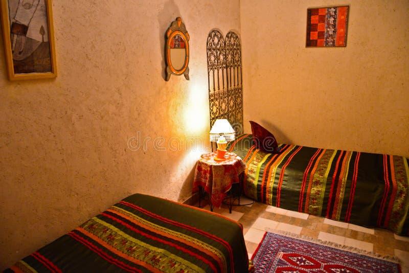 Riad a Marrakesh, Marocco immagine stock