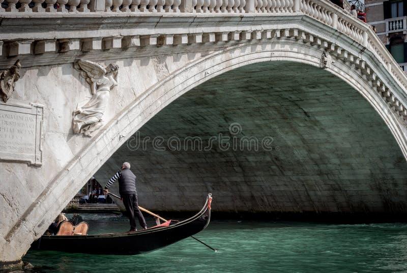 rialto γεφυρών στοκ φωτογραφία με δικαίωμα ελεύθερης χρήσης