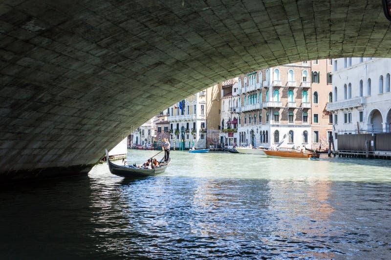 Rialto Bridge Ponte di Rialto images stock