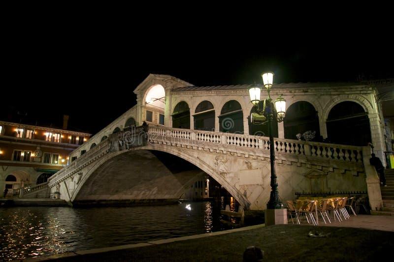 Rialto Bridge stock image