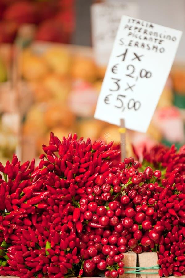 Rialto Market royalty free stock photography