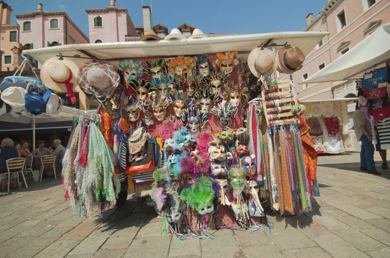 Rialto Market. Venice Editorial Photography