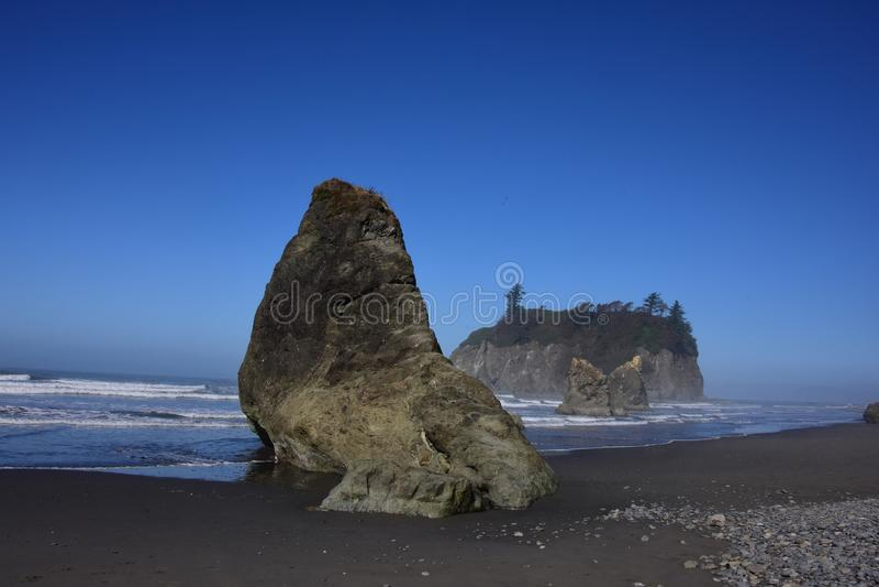 Rialto strand arkivfoton