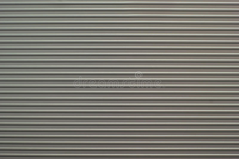 ribbed aluminium with strip pattern stock photo image of