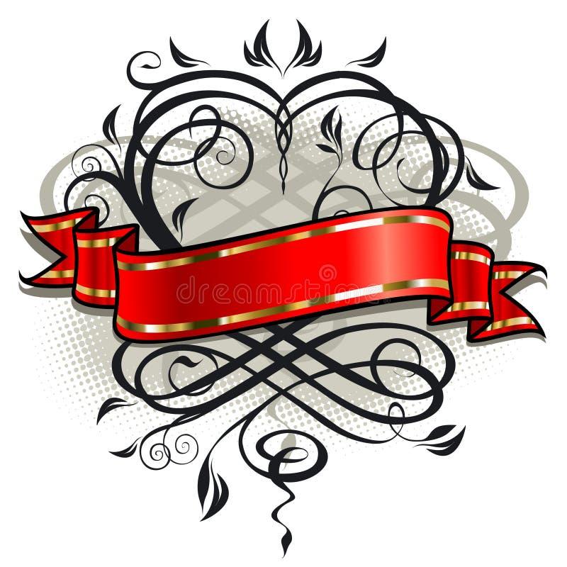Download Ribbon stock vector. Image of celebration, ribbon, design - 1731940