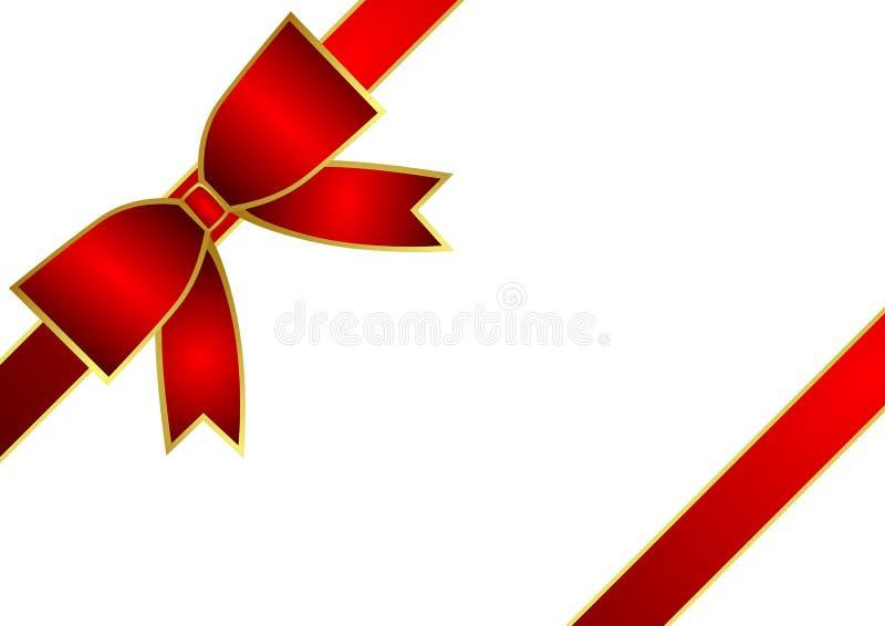 Ribbon vector illustration