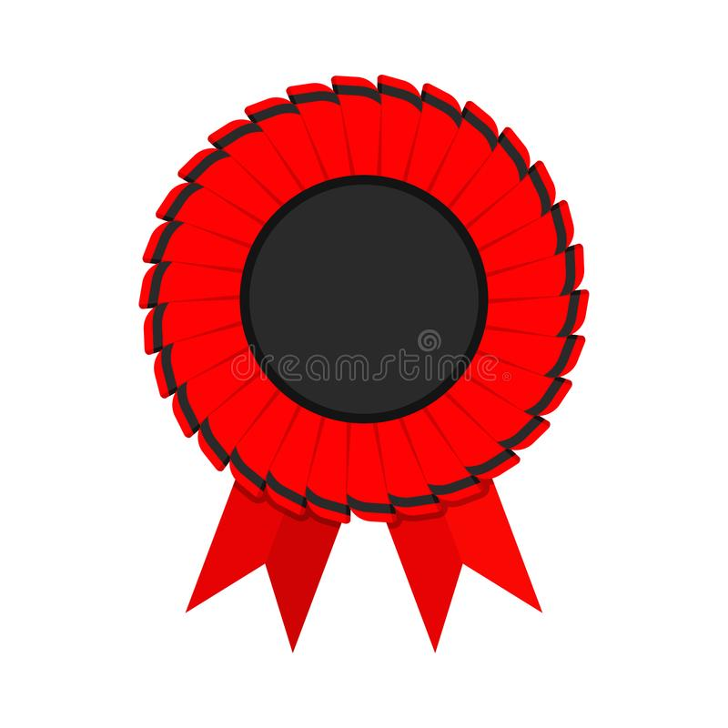 ribbon award template