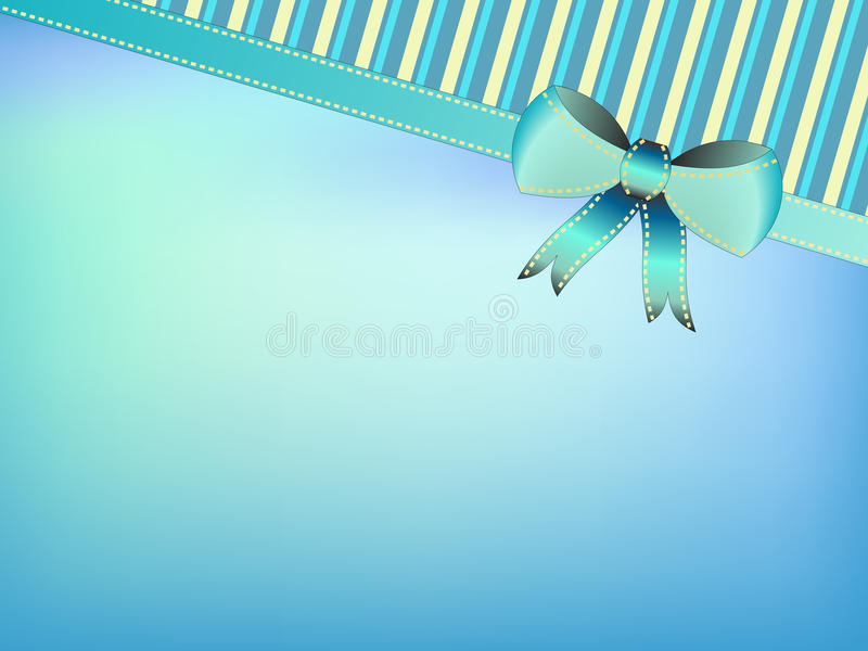 Ribbon background stock photography