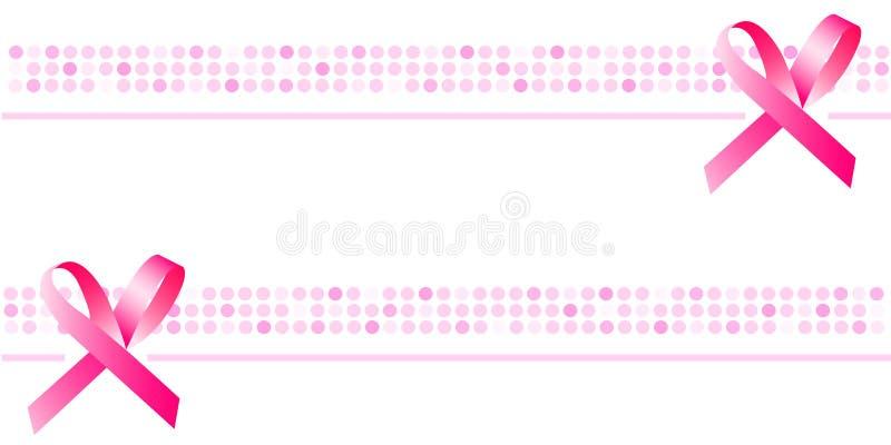 Ribbon Background, Wallpaper, Pink Banner Royalty Free Stock Photos