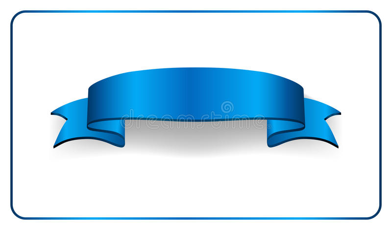 ribbon banner template