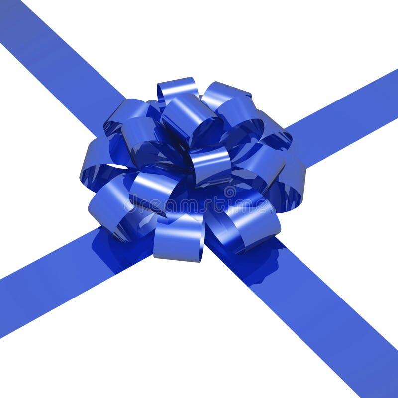 Ribbon and bow stock illustration