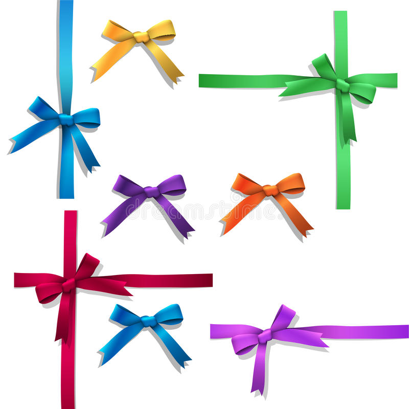 Download Ribbon Bows Stock Images - Image: 27831204