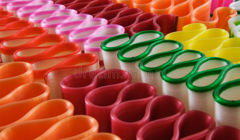 Ribbon Candy Stock Images