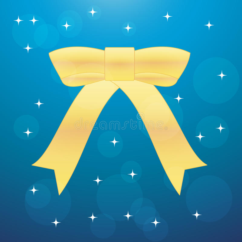 Download Ribbon stock illustration. Image of year, ribbon, silk - 40349225