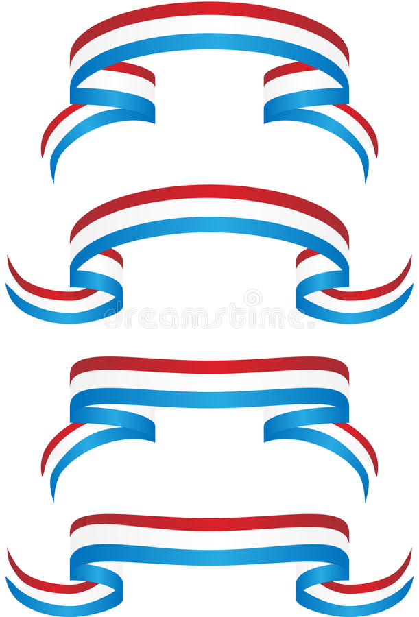 Ribbon Set - Patriotic