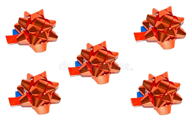 Download Ribbons stock photo. Image of merry, present, isolated - 17729224