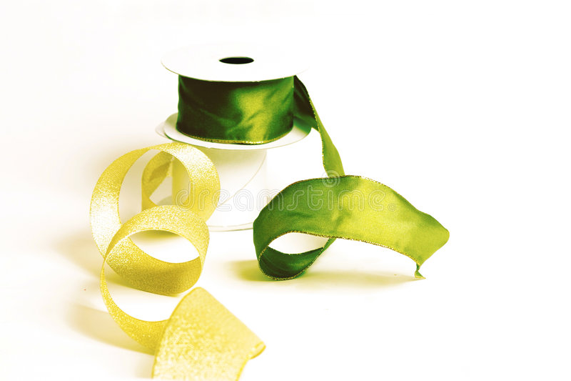 Download Ribbons stock image. Image of gifts, present, curling, metallic - 47715