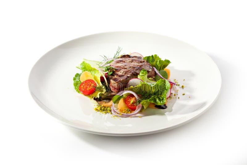 Ribeye Steak lizenzfreie stockbilder