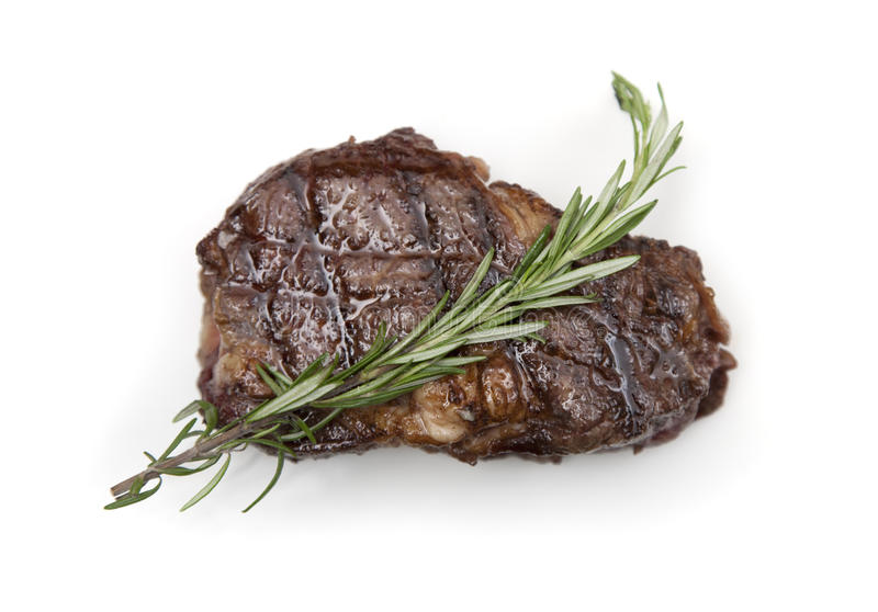Ribeye Steak lizenzfreies stockbild