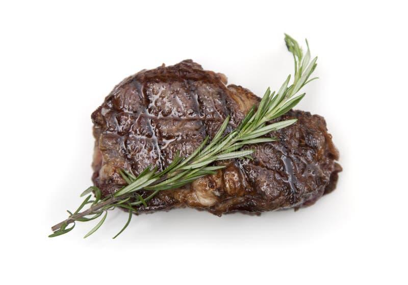 Ribeye steak royalty free stock image