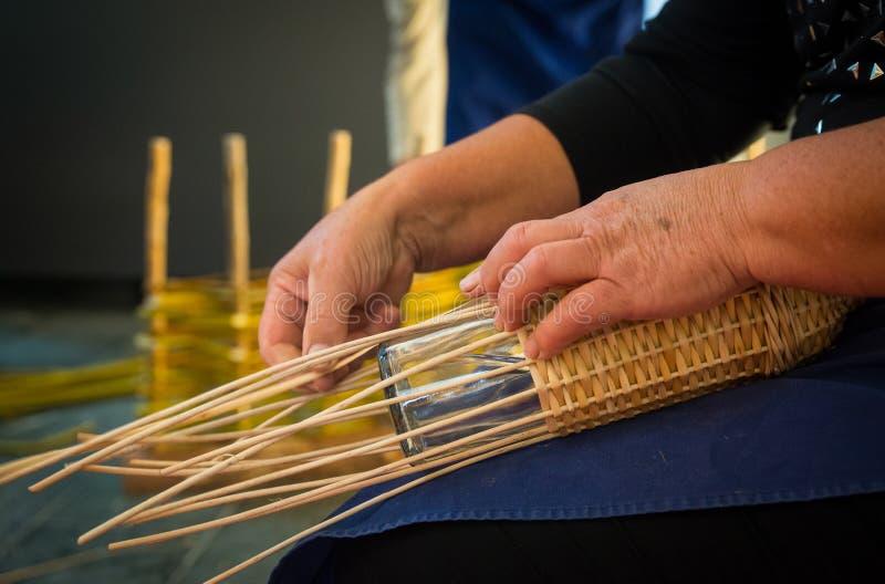 Ribnica woodware, Slovenia royalty free stock photos