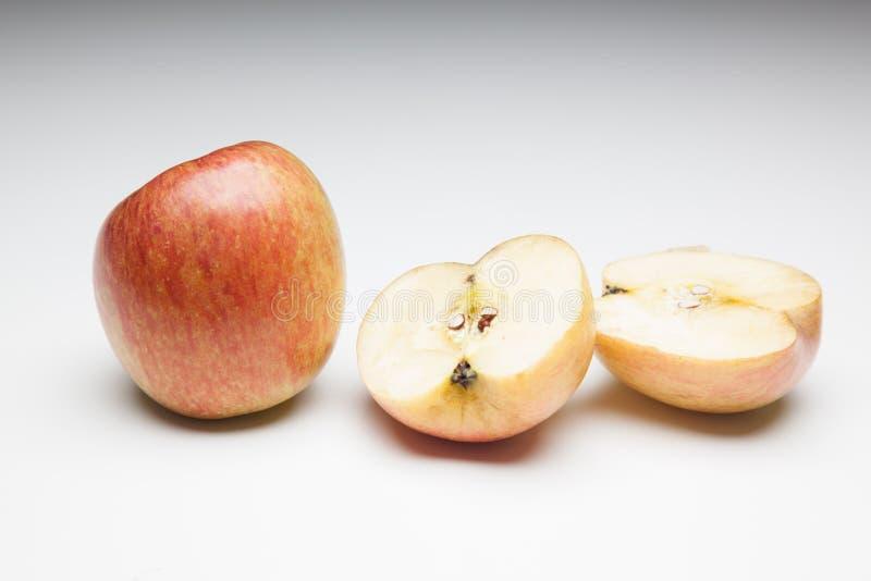 Ricchi di Apple in sapore e vitamine immagini stock