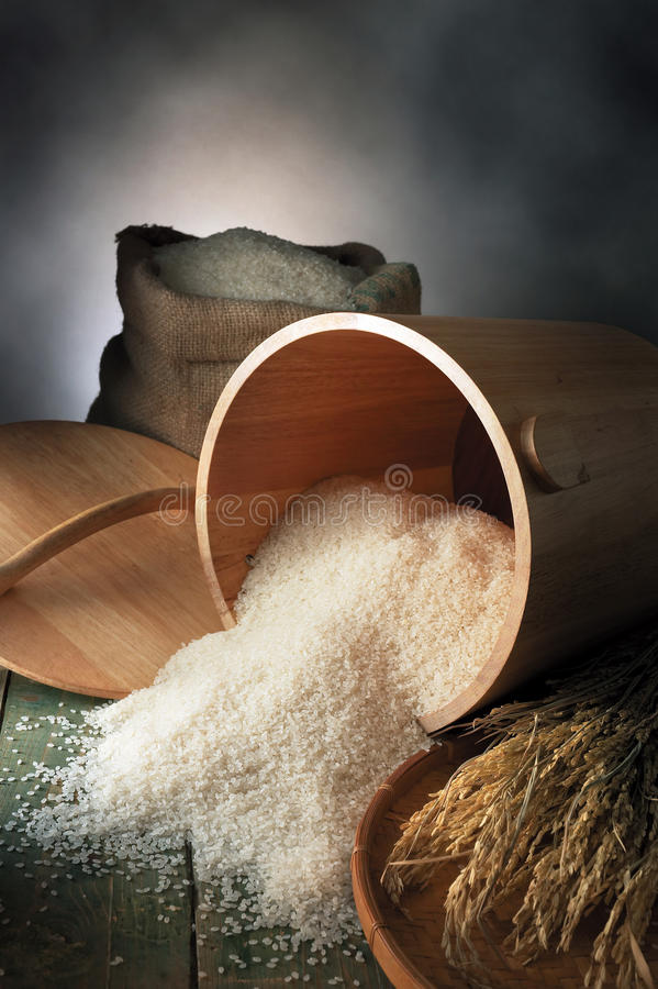 Download Rice stock image. Image of close, culture, heap, white - 14392139