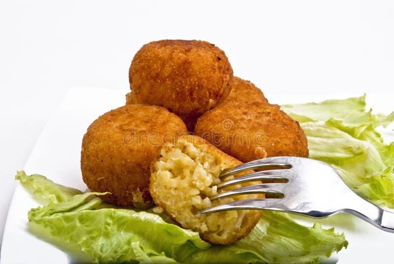 Rice ball royalty free stock image