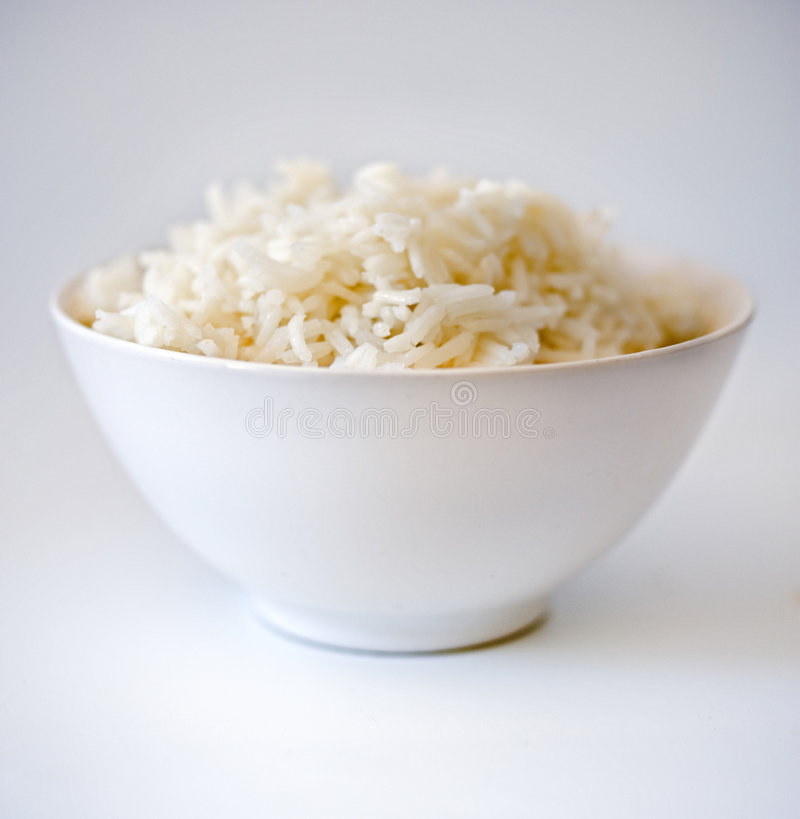 Download Rice bowl 3 stock photo. Image of basmati, food, lunch - 6975572