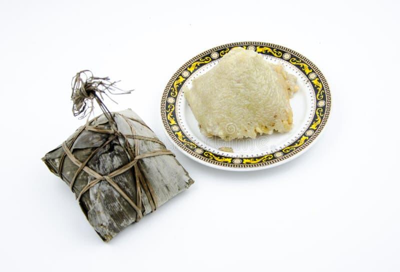 Rice dumplings royalty free stock images