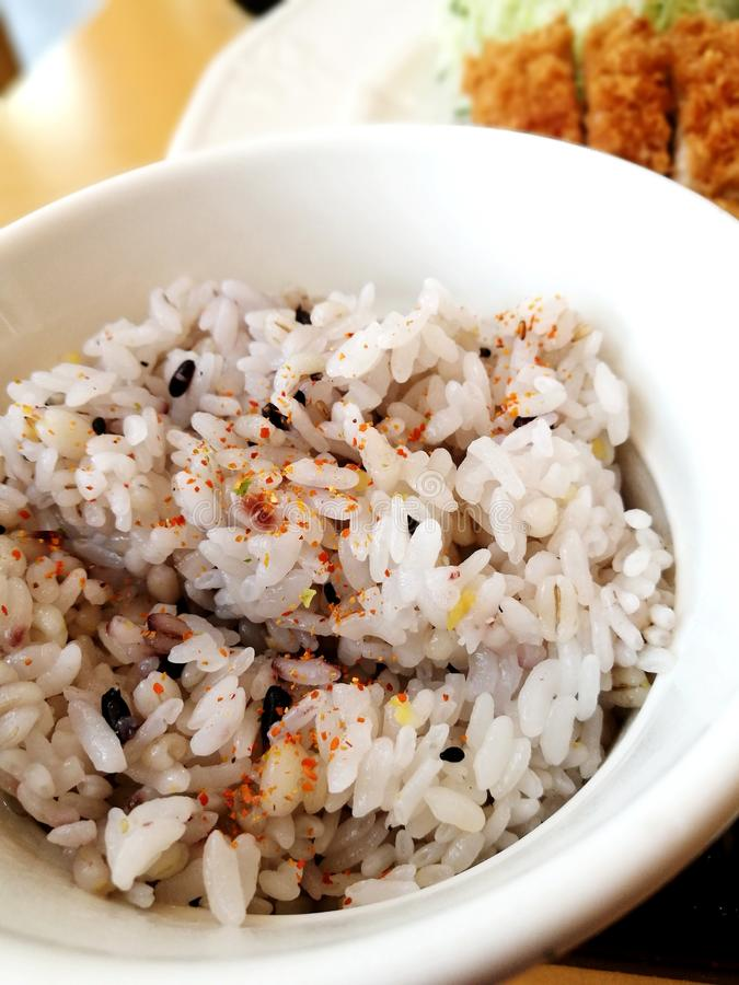 Rice food royalty free stock images