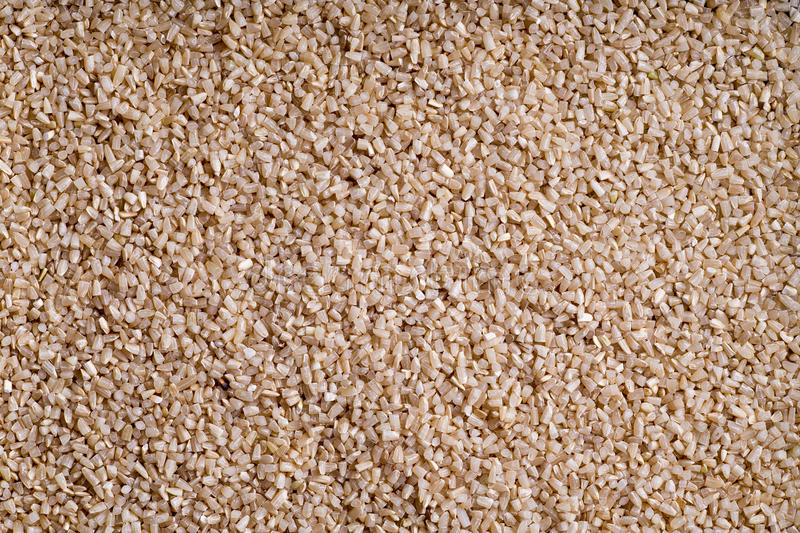 Rice Germs. Extreme closeup for background stock photography