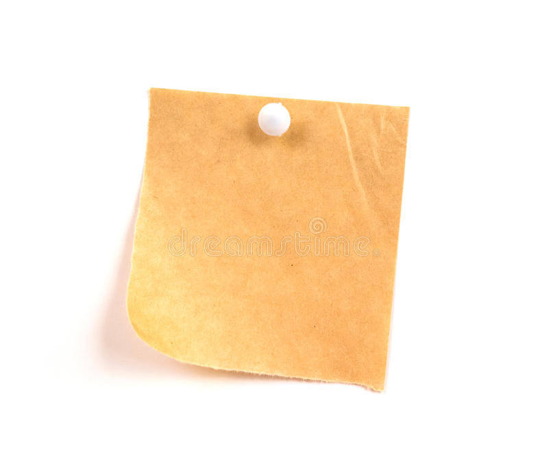 Rice note paper royalty free stock photo